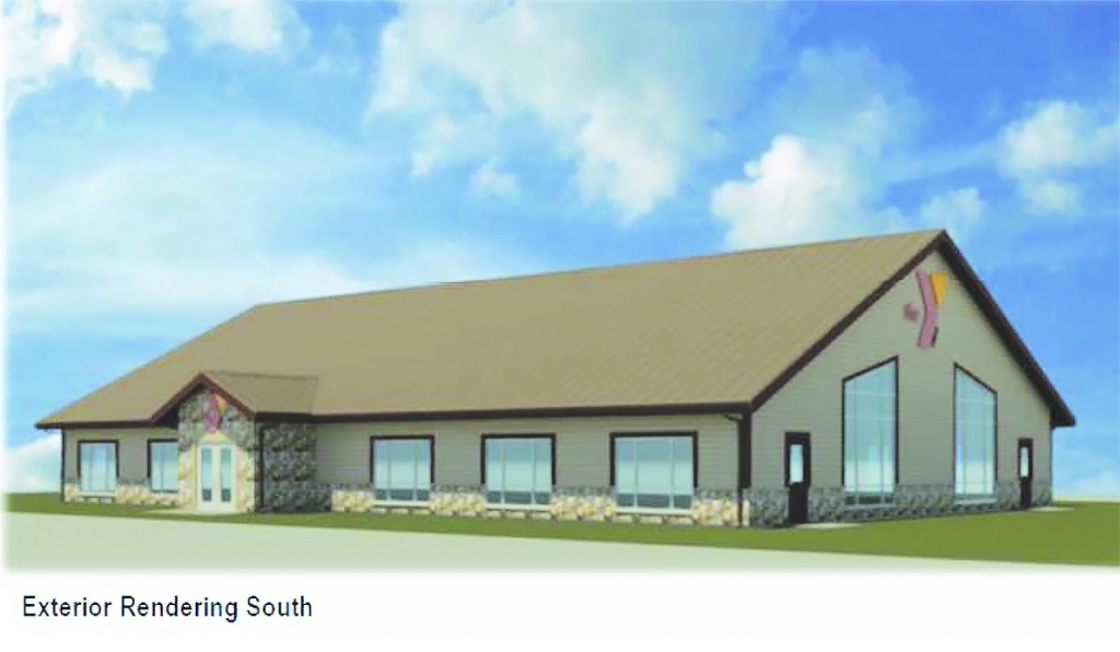 The John E. Alexander South Wood County YMCA invites everyone to a ground-breaking celebration for its new Healthy Living Center in Adams.  The...