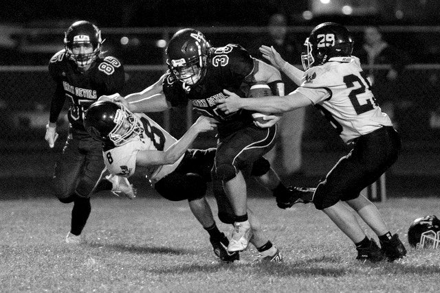 The Adams-Friendship Green Devils Football team earned their first win of the season on Friday in the South Central Conference opener. The Green...