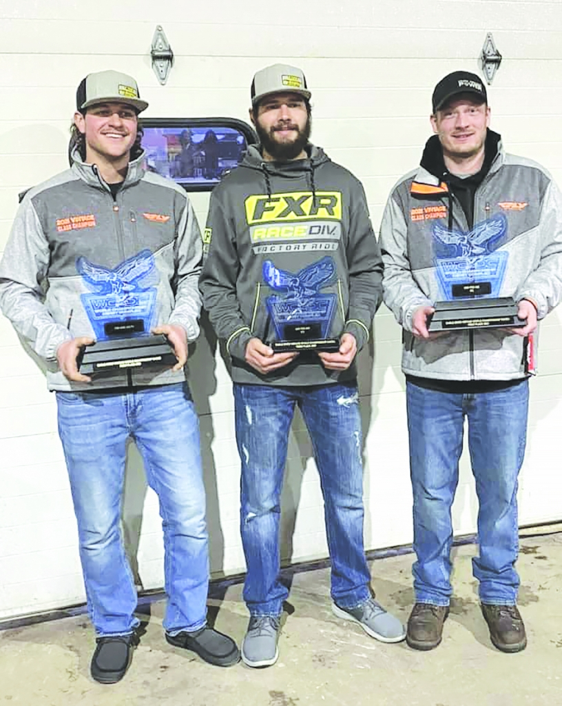 The 57th Annual World Championship Snowmobile Derby Week was celebrated with the Vintage World Championship Derby January 8th-10th in Eagle River,...