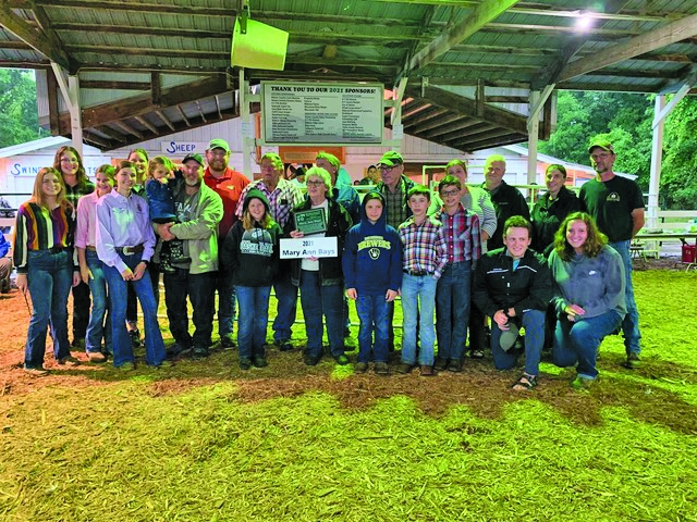 Mary Ann Bays, life long Adams County resident, is the 2021 Adams County Fair Hall of Fame Inductee. Mary Ann was born in Adams County and is...