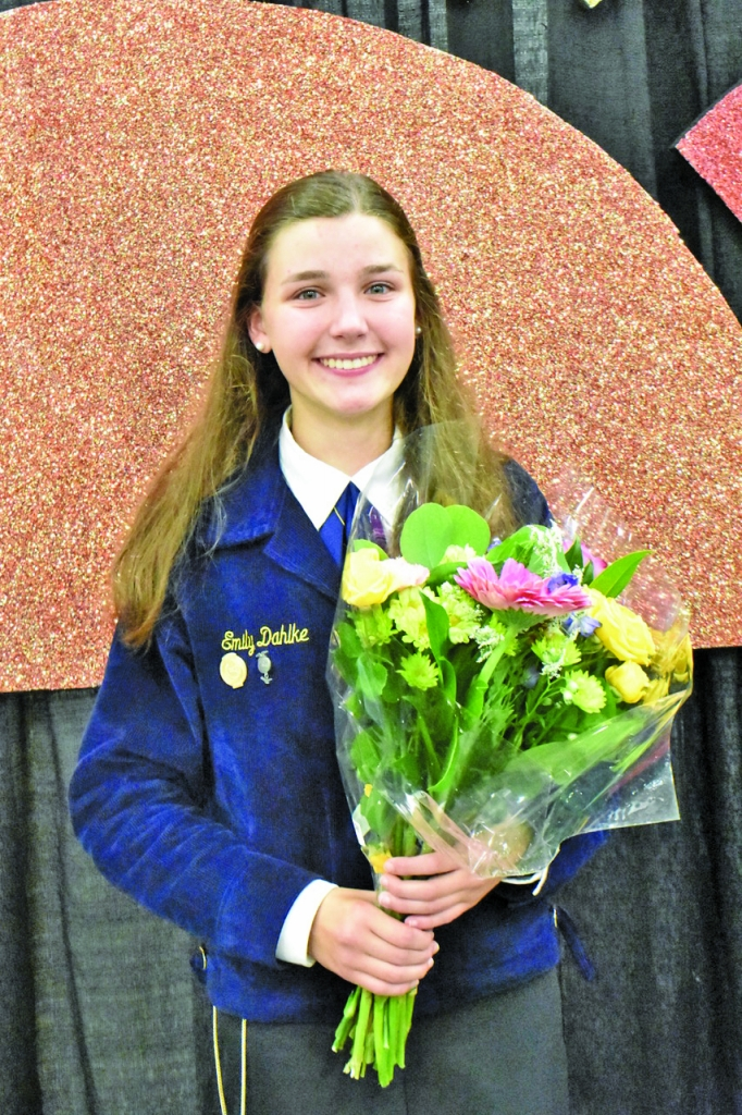 Emily Dahlke from the Adams-Friendship FFA Chapter was elected to a year of service as the 2021-2022 Section Six State FFA Officer during the 92nd...