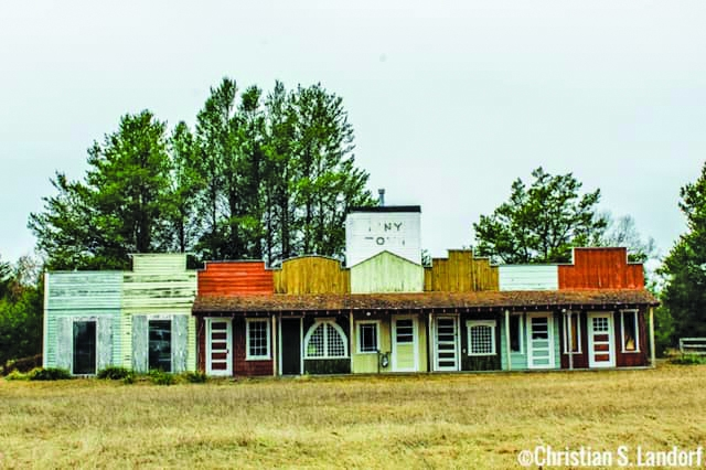 The Adams Friendship Times Reporter is interested in learning the history of the Tiny Town building along Hwy 13 in Adams. If you have...