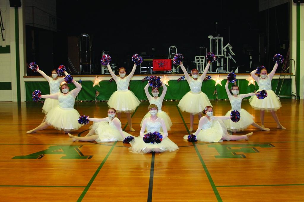 "5678 Dance Studio held four mini 2020 Dance Recitals on Saturday, November 14. The theme was ""United We Dance"" featuring patriotic music..."