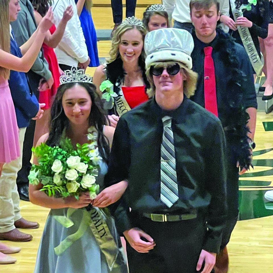 The Rose Arbor and Homecoming Coronation Ceremony was held on Sunday September 26 at the Adams Friendship High School. Mr. Brad Randall...