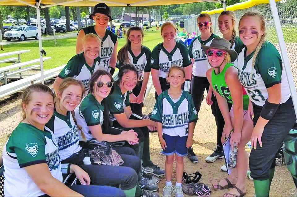 The Adams-Friendship travel softball team had a busy weekend by participating in two tournaments. On Friday and Saturday the girls traveled to Tomah...