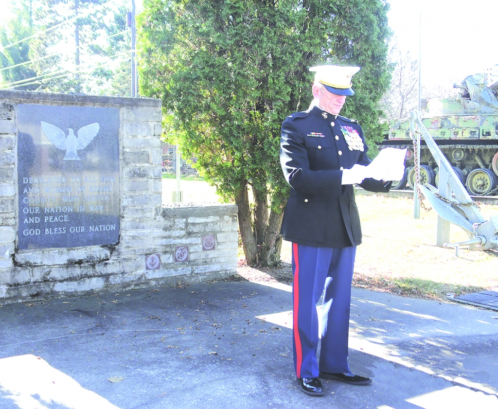 The Adams-Friendship Post 6279 held a private Veteran's Day Ceremony on November 11 at 11:00 a.m. The post commemorated the service and...
